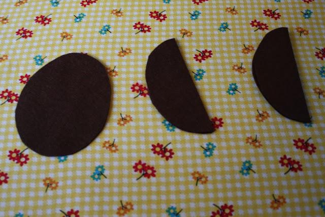 IMG 2889 - Tutorial Frango com batatas de feltro