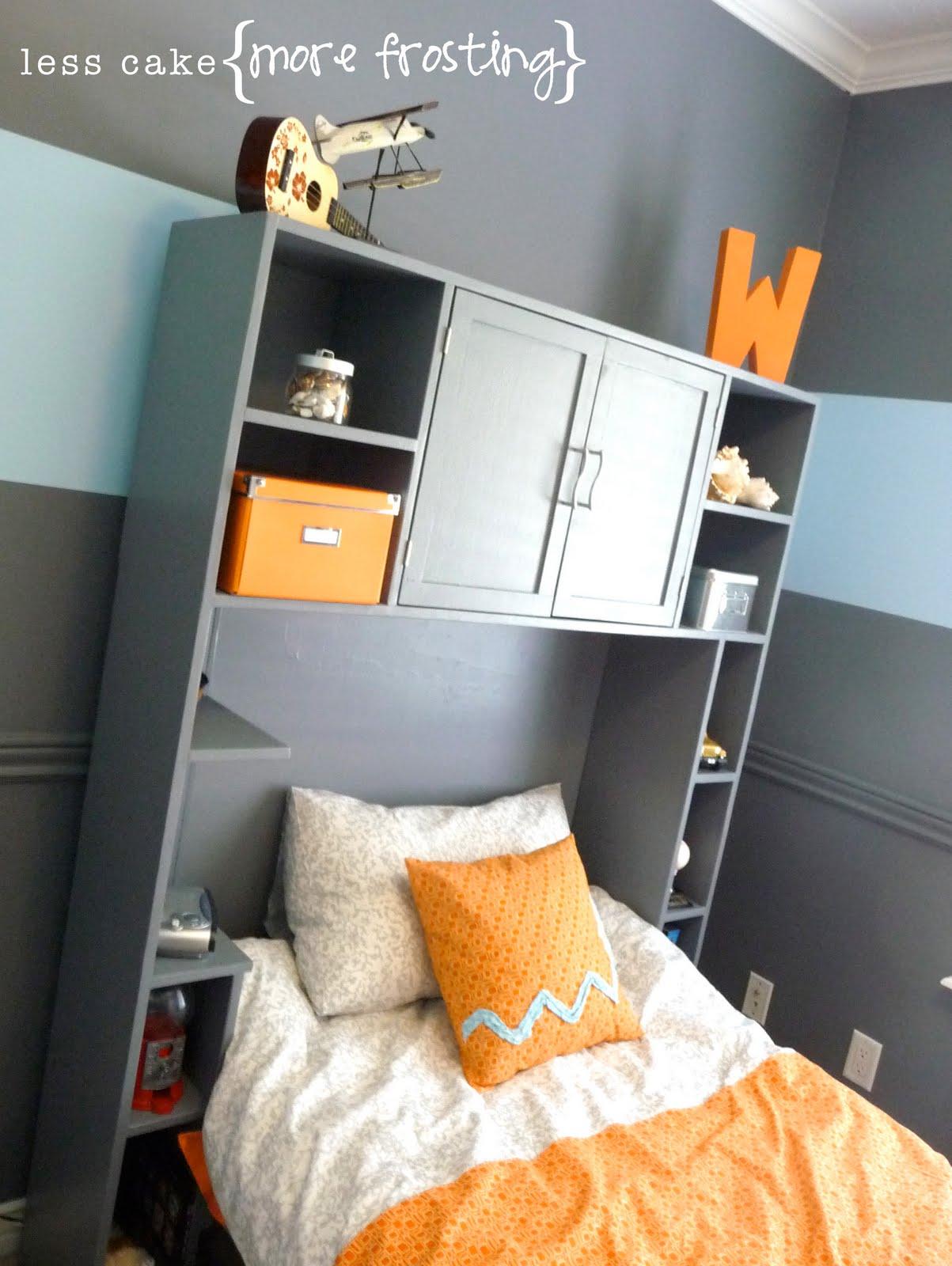 Boys Bedroom Interior Design Makeover. Remodelaholic   Boys Bedroom Interior Design Makeover