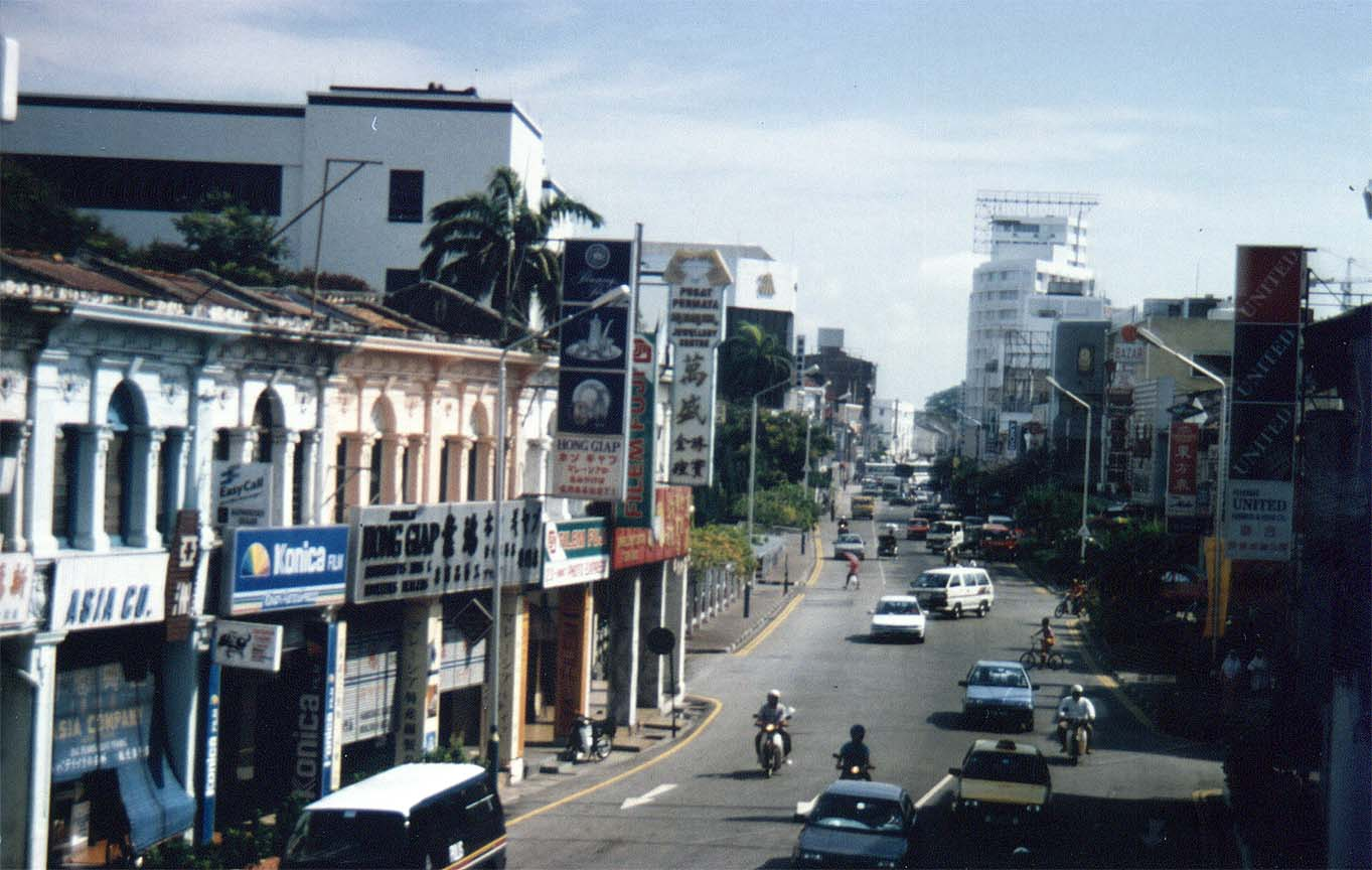 My World Trip: From Seoul to KL to Georgetown, Penang