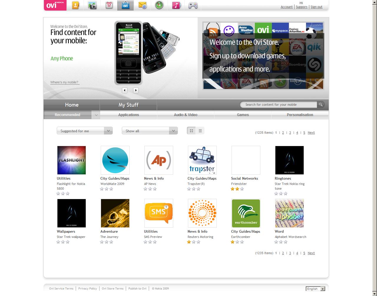 Last nokia ovi store latest version download