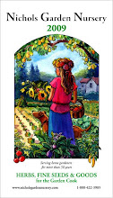 Nichols Garden Nursery Catalog Cover