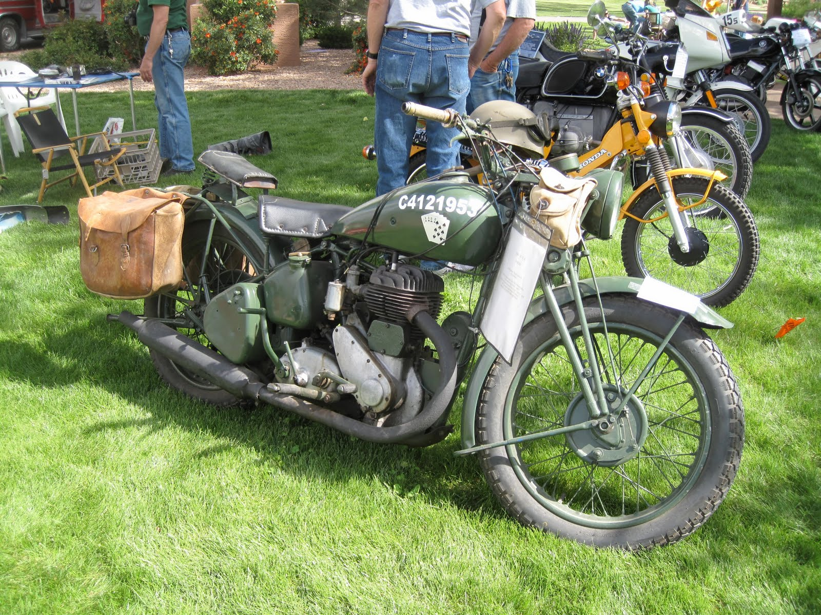 Vintage Motorcycle Day 31