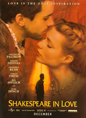 Enchanted Serenity of Period Films: Shakespeare In Love