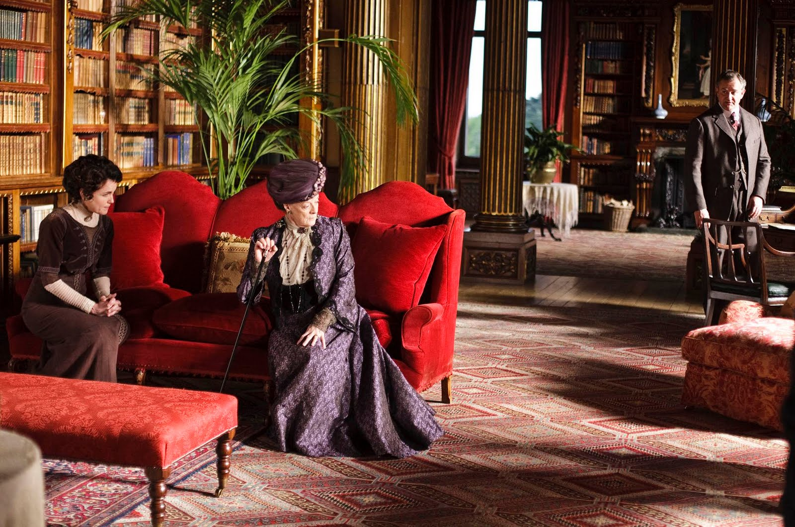 Enchanted Serenity of Period Films Downton Abbey