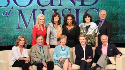 Enchanted Serenity Of Period Films Cast Reunion Of The Sound Of Music