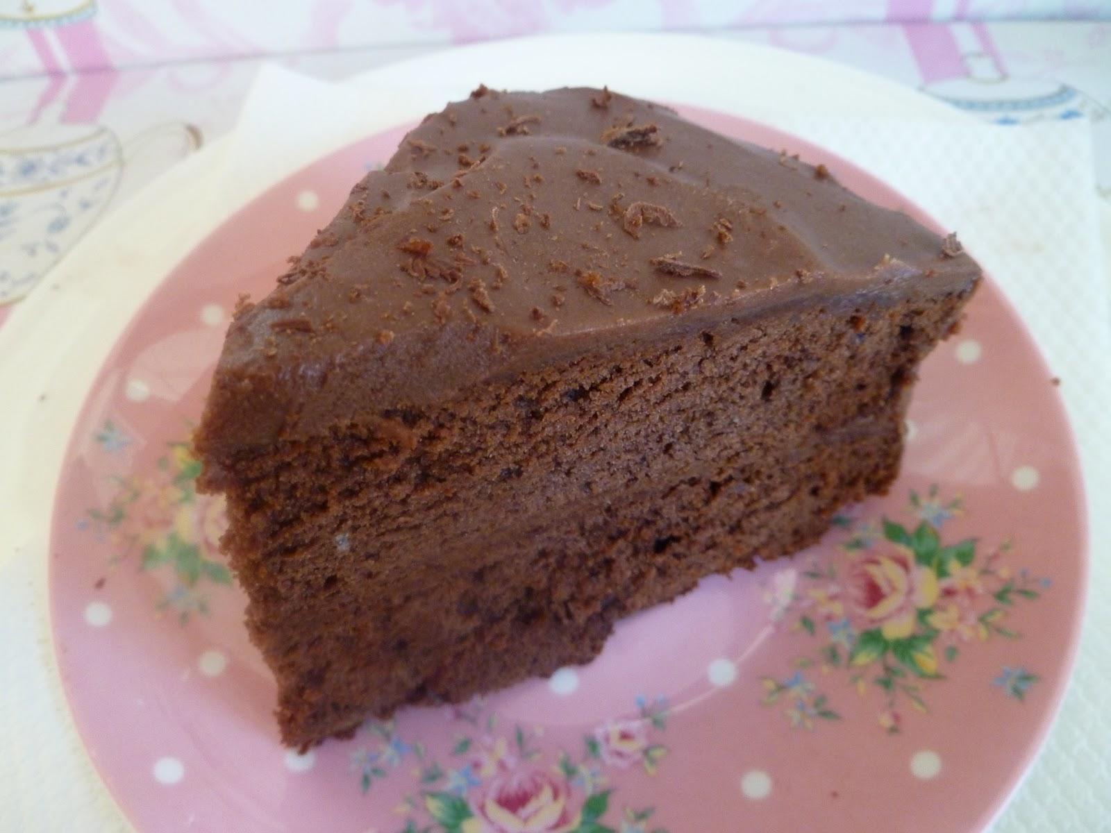 Chocolate Sour Cream Cake Recipes Nigella