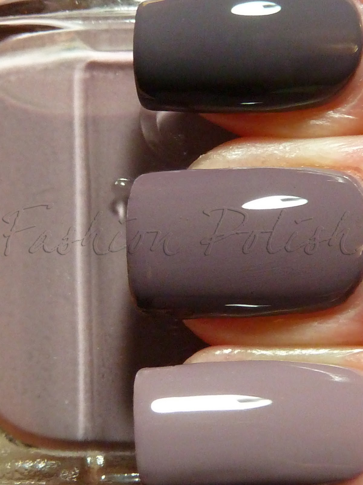 Fashion Polish Dusty Purples