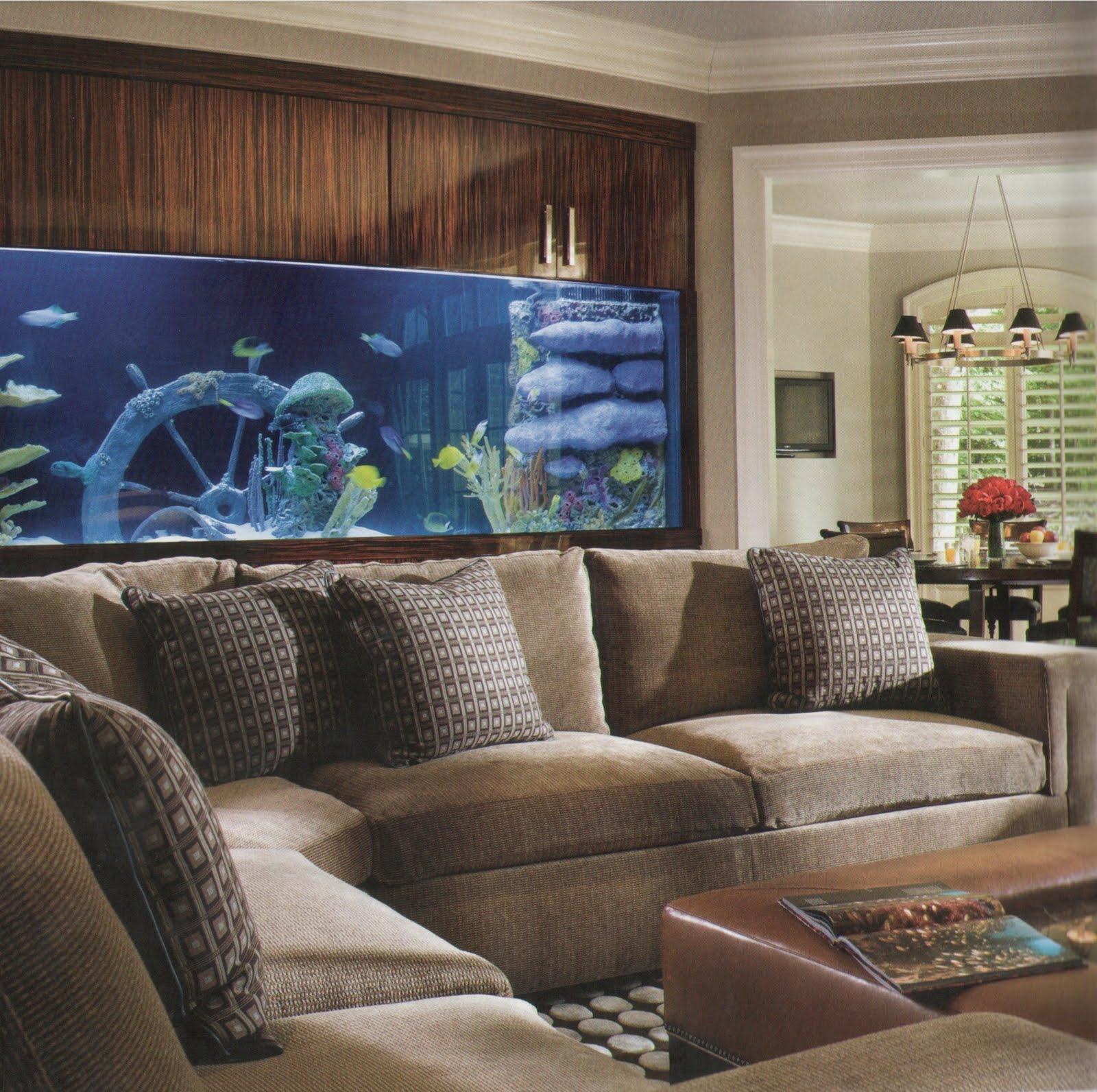 Custom Aquariums / Aquarium Design