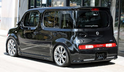 exclusive zeus' nissan cube | subcompact culture - the small car blog