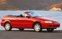 1997 Toyota Paseo Convertible - Subcompact Culture