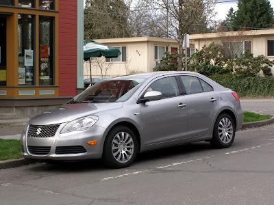 Acura Of Reno >> A bit bigger: 2010 Suzuki Kizashi SE AWD— An extraordinary ...