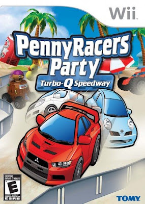 Penny Racers Party: Turbo Q Speedway