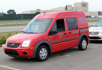 Ford Transit Connect - Subcompact Culture