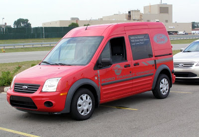 Ford Transit Connect = Subcompact Culture