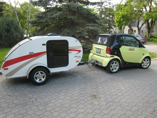 Little Guy Teardrop Trailers A Small Camper For The