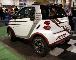 Daystar Rally Smart - Subcompact Culture