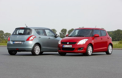 2011 Suzuki Swift