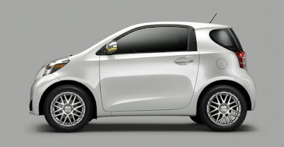 Scion iQ - Subcompact Culture