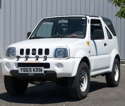 Overland Journal Suzuki Jimny - Subcompact Culture