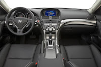 2010 Acura TL SH-AWD TECH Interior