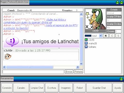 latinchar