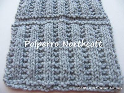 Free Purplesage Knitting Pattern Shifting Stitches