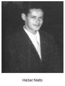 Resultado de imagen para Heber Nieto fue asesinado