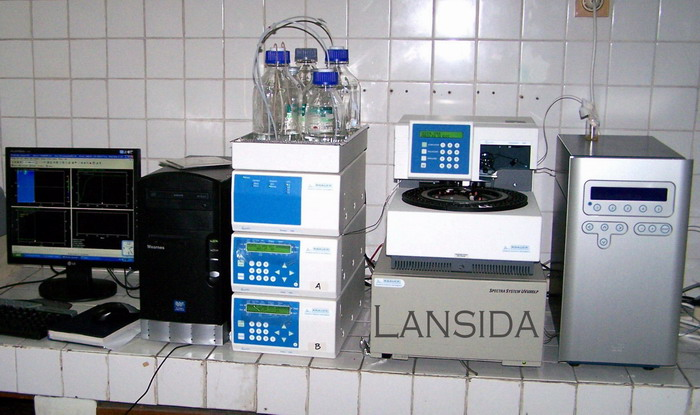 Hplc  High Performance Liquid Chromatography