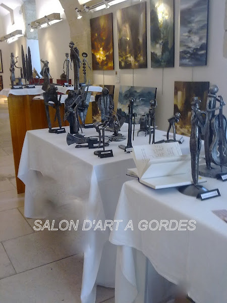SALON D'ART A GORDES