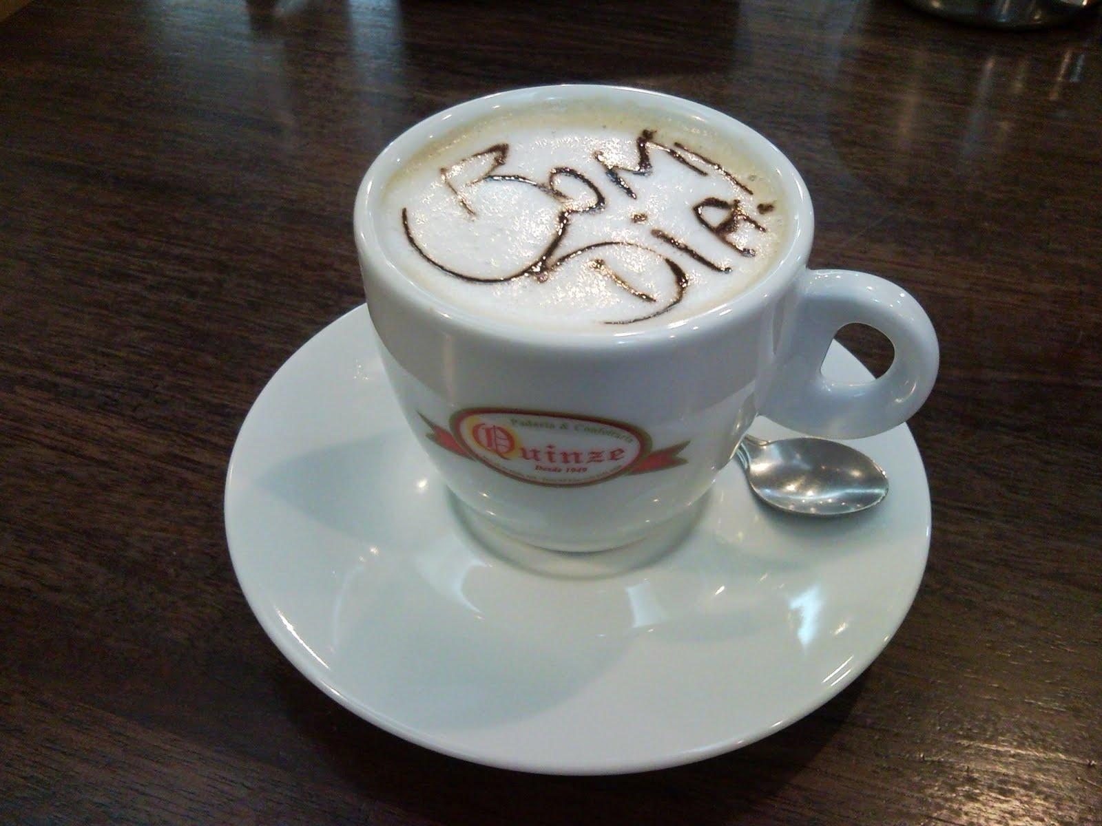 """Bom Dia Com Cafe: """"Delírios De Carol"""": Bom Dia"""