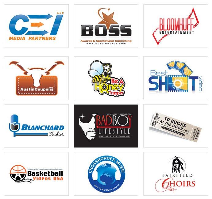 Custom Logo Design by LogoProDesign: Entertainment and ...