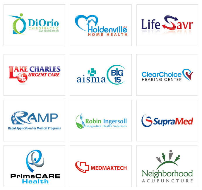 Custom Logo Design By Logoprodesign Medical Logo Design