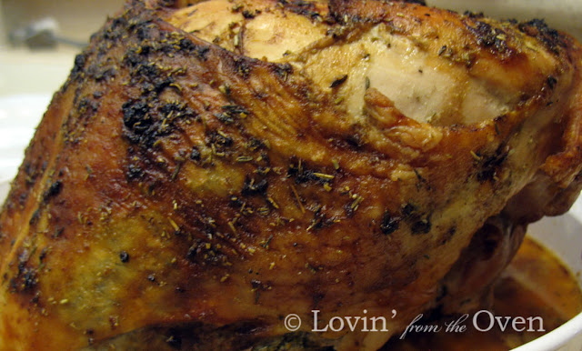 Herbed Roasted Turkey Breast: Step by Step