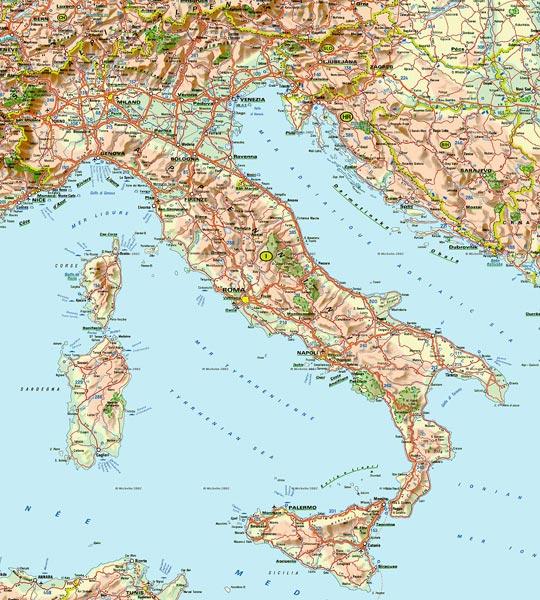 impariamo insieme cartine geografiche dell 39 italia. Black Bedroom Furniture Sets. Home Design Ideas