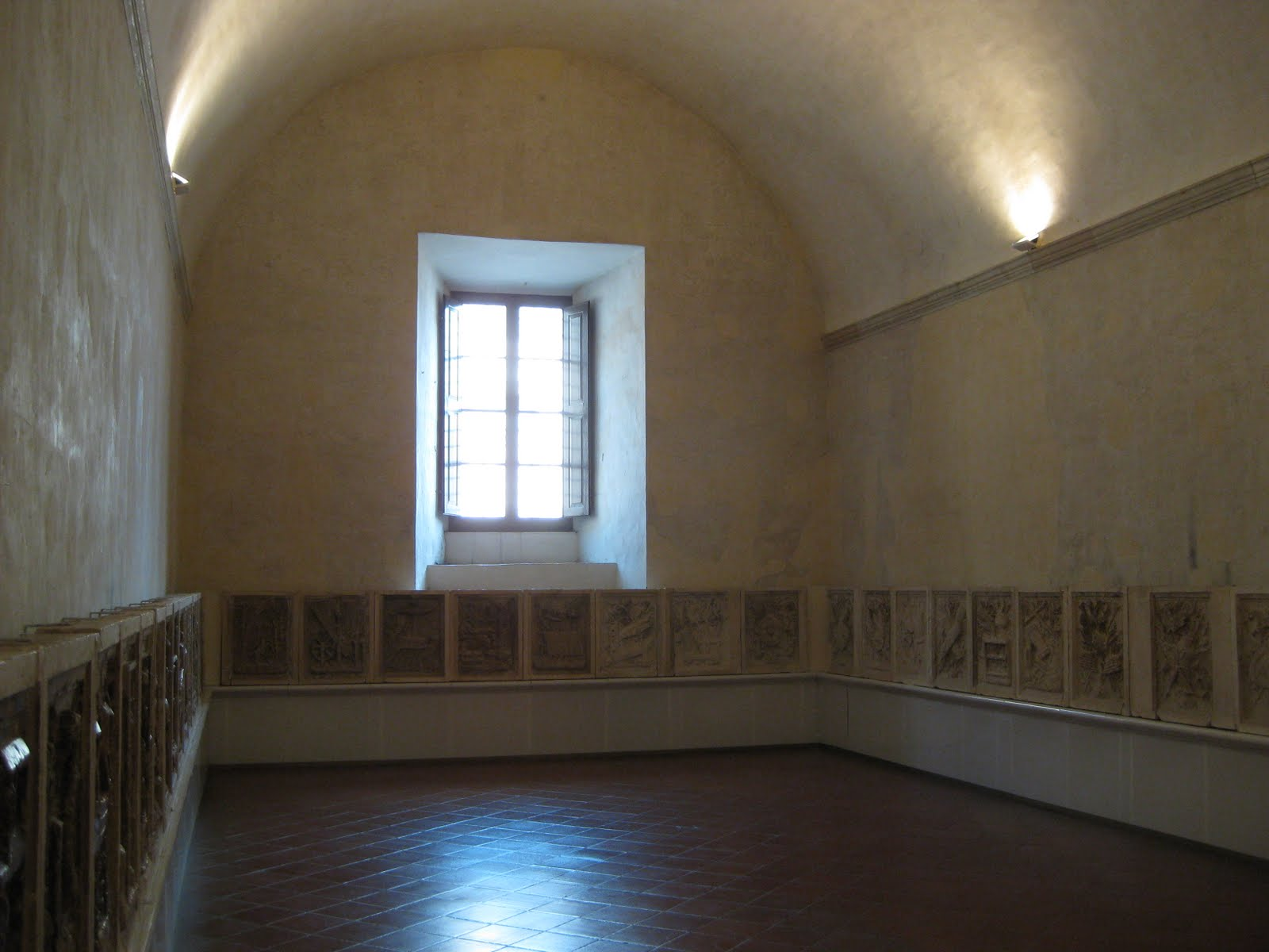 tutto musei Biblioteca del Duca  Palazzo Ducale  Urbino