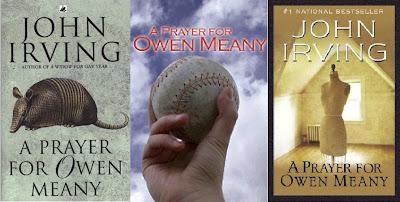 blogging for books seniors e bell a prayer for owen meany e bell a prayer for owen meany