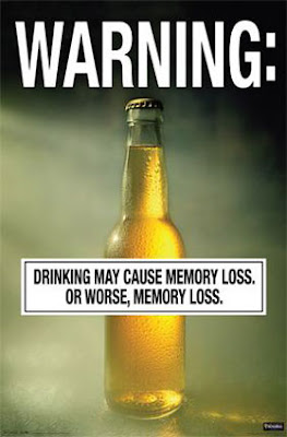 what causes memory loss when drinking alcohol