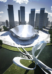 modern dalian conference china international center architecture architectural designs architect centre building chinese coop football buildings stadium arquitectura himmelb himmelblau