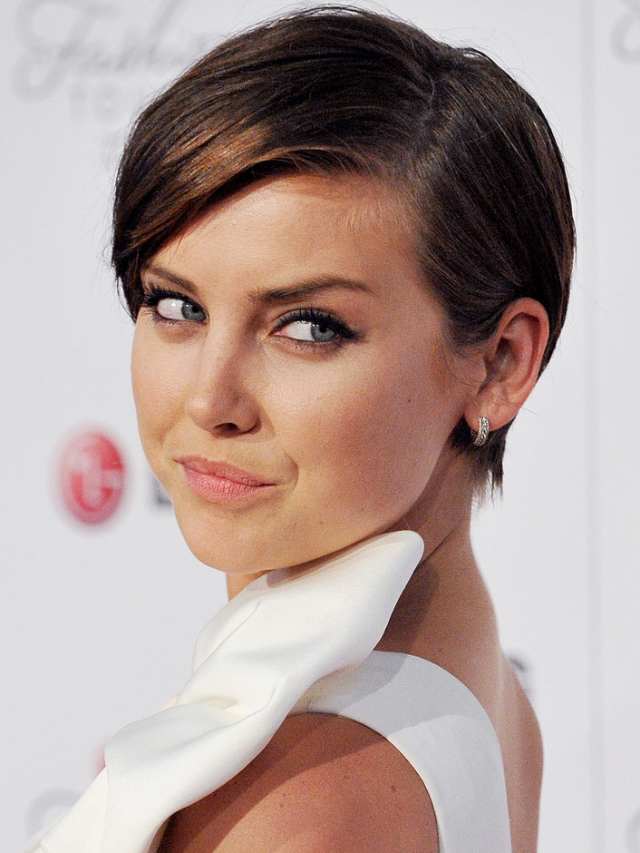 Hair Icon Jessica Stroup Andre 233 Marie