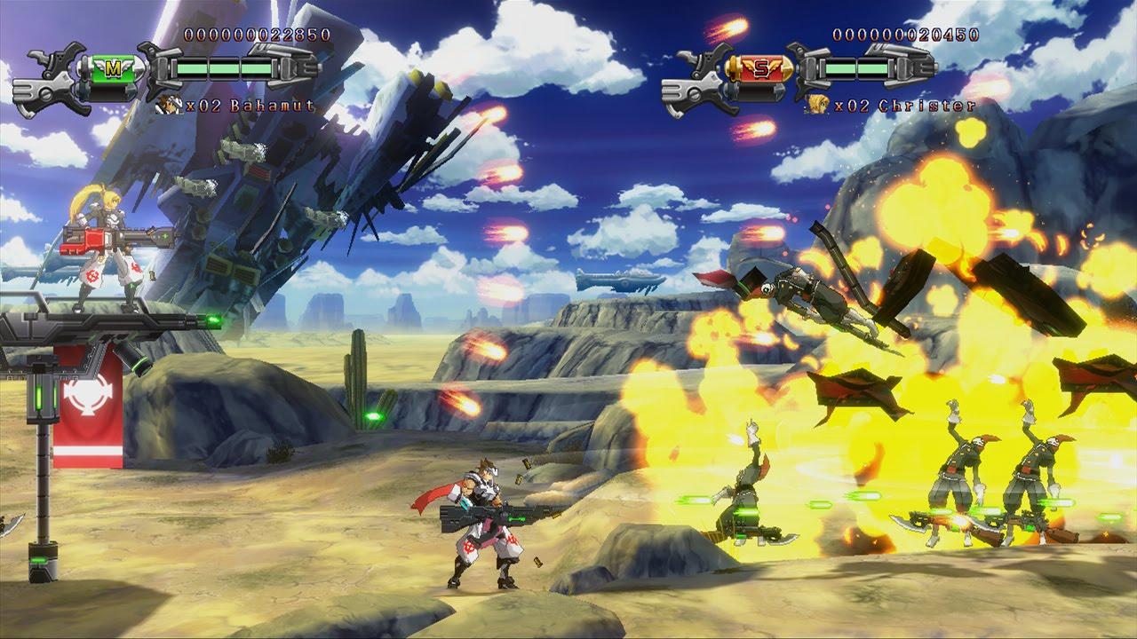 Konami anuncia Hard Corps: Uprising; novo Contra para PS3 e Xbox 360
