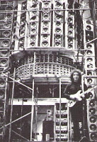 1974 Jerry in front of the Wall OF Sound