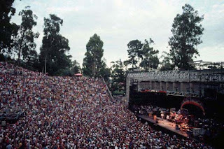 Grateful Dead - July 1984 Greek Theatre Berkeley, CA