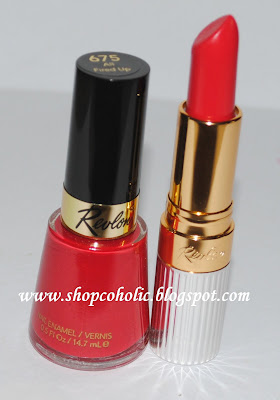Sneak Peek New Revlon Fire Ice Collection Photos Swatches