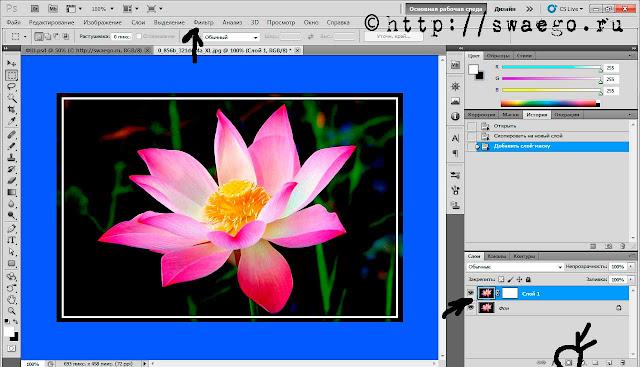 Отделение объекта от фона в Photoshop CS5 при помощи плагина Digital Film Tools EZ Mask.
