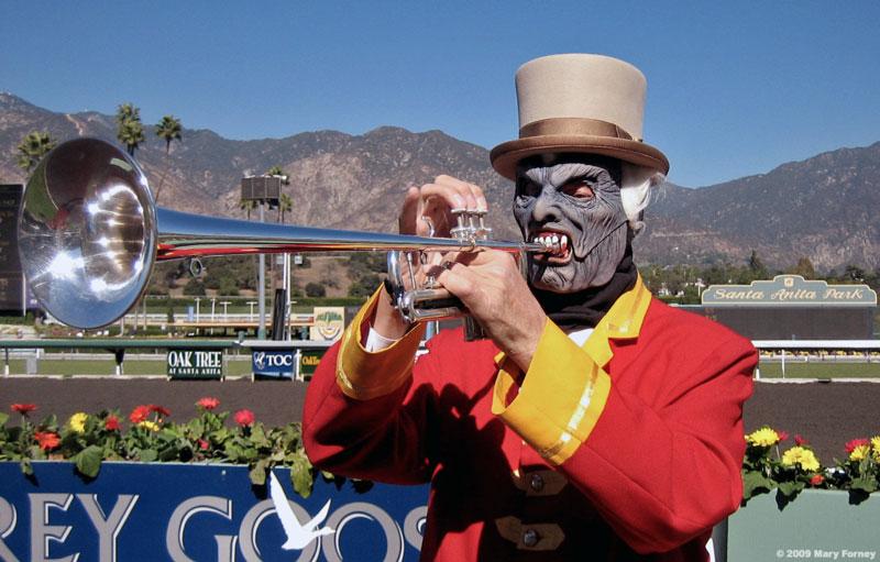 Mary Forney S Blog Happy Halloween From Santa Anita
