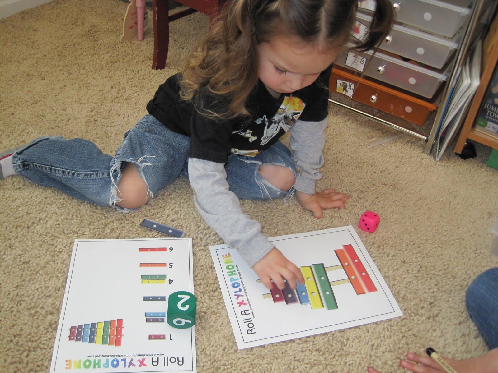 Preschool Letter X Activities