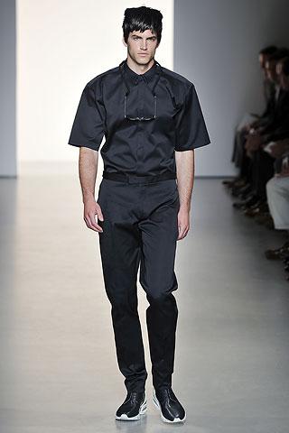Calvin Klein Collection - Spring  2011