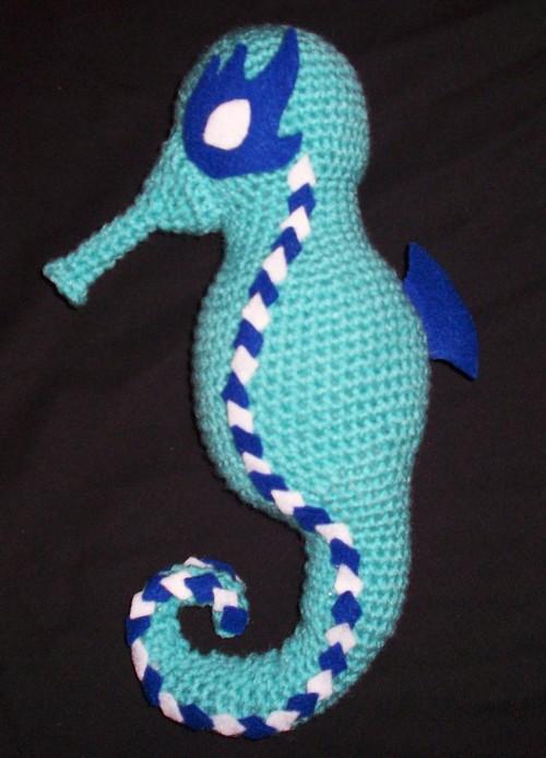 2000 Free Amigurumi Patterns Seahorse