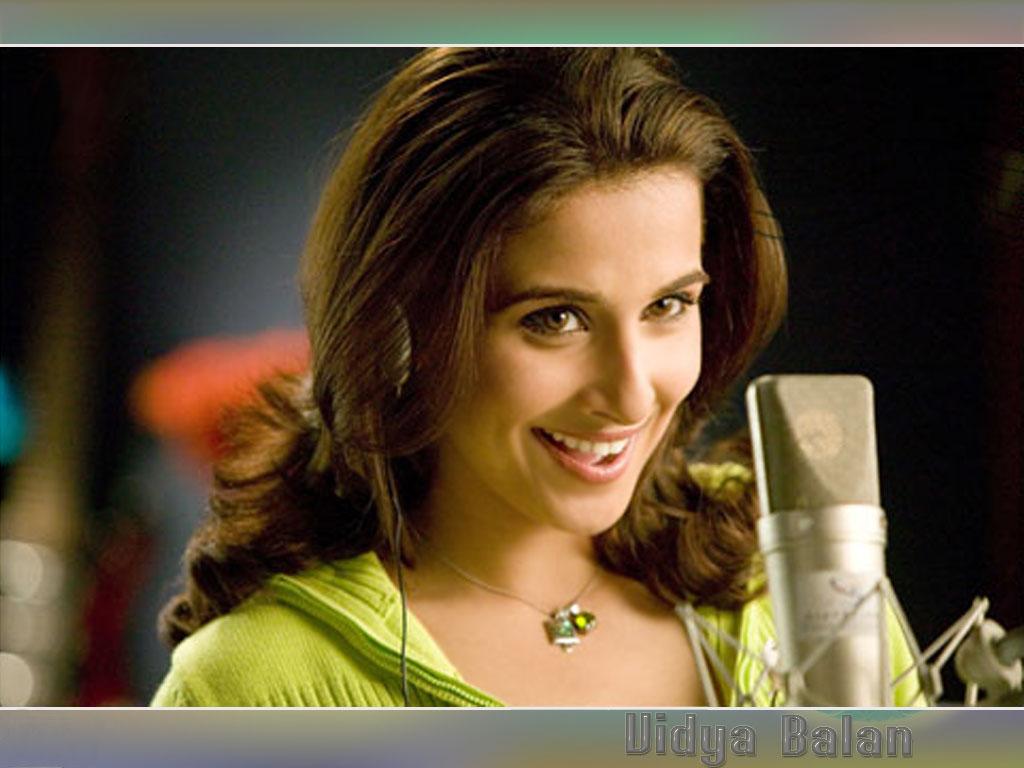 Wallpapers Of Innocent Bollywood Actress Vidya Balan -1032