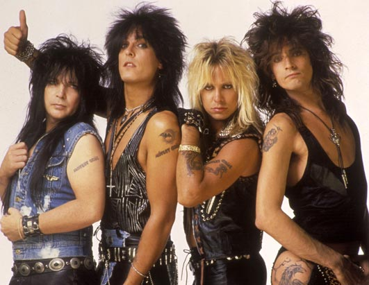Image result for MOtley Crue You're All I Need